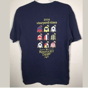 Men's Vineyard Vines Kentucky Derby T-Shirt